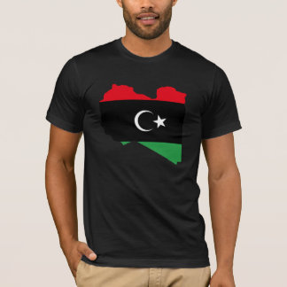 T-shirt La nouvelle Libye