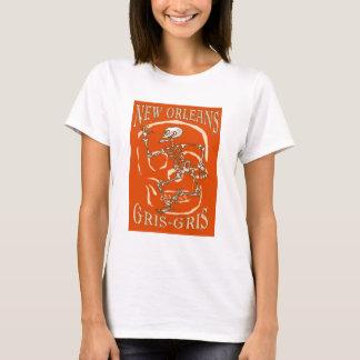 T-shirt La Nouvelle-Orléans Gris Gris