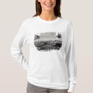 T-shirt La nouvelle ville de La Plata