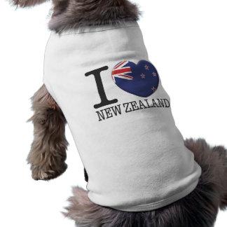 T-shirt La Nouvelle Zélande