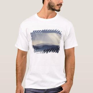 T-shirt La Nouvelle Zélande, Otago, Dunedin, axes légers