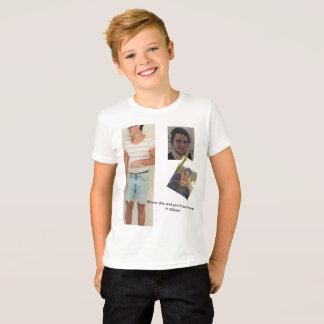 T-shirt Là où ceci et vous serez torturés à l'école