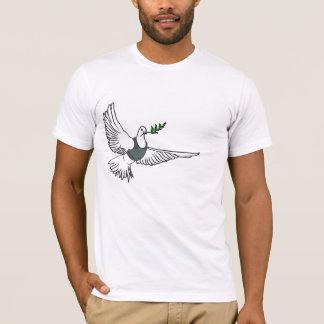 T-shirt La paix   de Banksy soit avec vous chemise