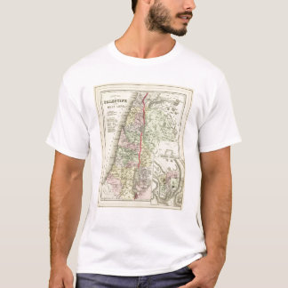 T-shirt La Palestine, Jérusalem 2