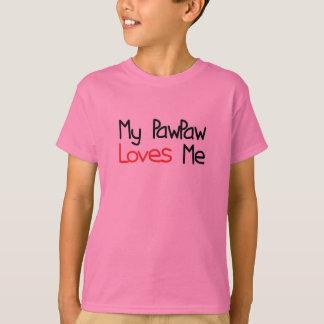 T-shirt La papaye m'aime