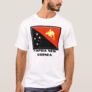 T-shirt La Papouasie-Nouvelle-Guinée