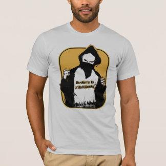 T-shirt La paranoïa est conscience