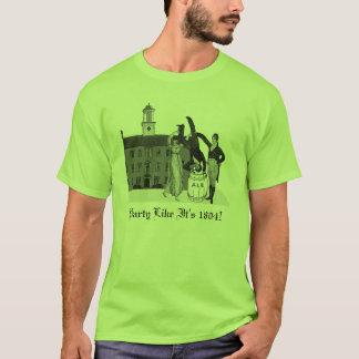 T-shirt La partie comme elle est 1804 !