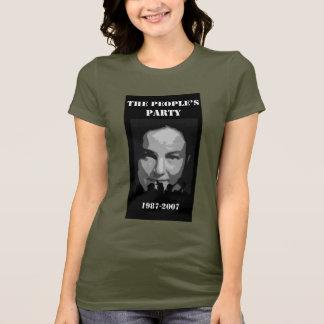 T-shirt La partie des personnes
