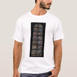 T-shirt La passion, fenêtre en ogive dans la façade