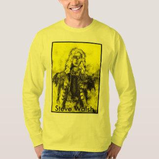 T-shirt La peinture de Steve Walsh vivante au whiskey un