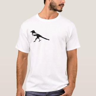 T-shirt La pie