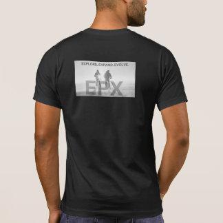 T-shirt La pièce en t adaptée des hommes d'EPX