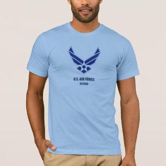 T-shirt La pièce en t américaine de base des hommes