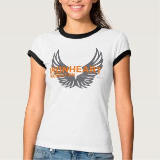 T-shirt La pièce en t blanche des femmes de base