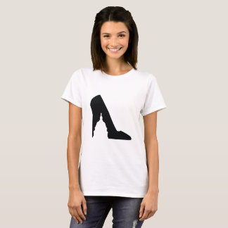 T-shirt La pièce en t classique de SGP (logo de chaussure)