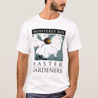 T-shirt La pièce en t de base des hommes de jardiniers de