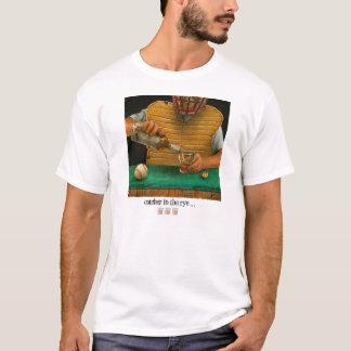 """T-shirt La pièce en t de Bullas """"receveur dans le seigle…"""