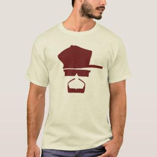 T-shirt La pièce en t de Chee d'emplacement