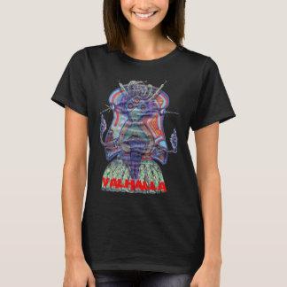 T-shirt La pièce en t de la femme du VALHÖLL