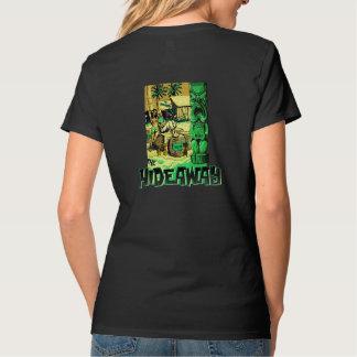 T-shirt La pièce en t de refuge (femme)
