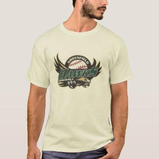 T-shirt La pièce en t des hommes