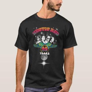 T-shirt La pièce en t des hommes d'anniversaire d'heure