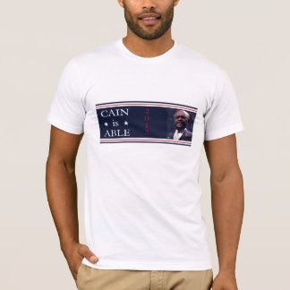 T-shirt La pièce en t des hommes de Caïn 2012