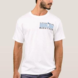 T-shirt La pièce en t des hommes de JIM de FER