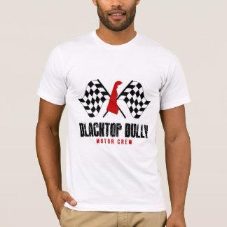 T-shirt La pièce en t des hommes - plein logo - De
