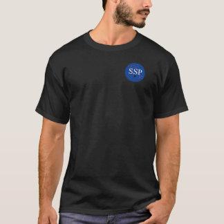 T-shirt La pièce en t des hommes secrets de programme