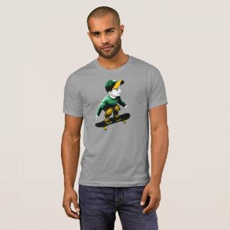 T-shirt La pièce en t d'Oakland des hommes minuscules de