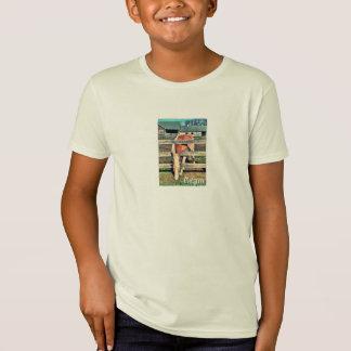 T-Shirt La pièce en t organique des enfants d'édition de