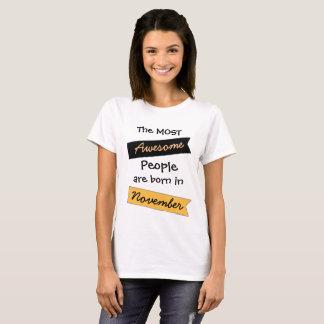 T-shirt La plupart de chemise impressionnante