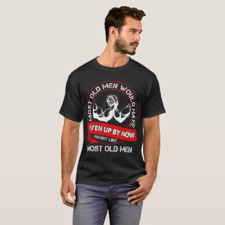 T-shirt La plupart des tous les hommes abandonnés à ce