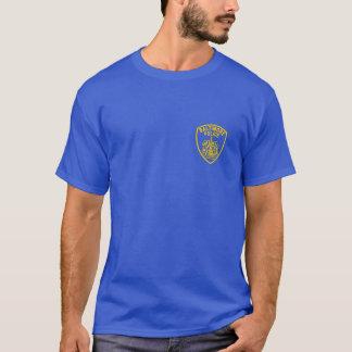 T-shirt La police de ville de Baltimore Badge la chemise