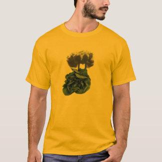 T-shirt La pollution est des épinards (les couleurs
