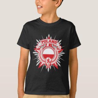 T-shirt La Pologne Heraldy