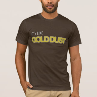 T-shirt La poussière d'or Dubstep