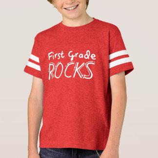 T-shirt La première catégorie bascule la chemise d'enfants