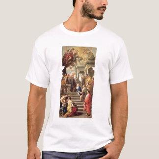 T-shirt La présentation de la Vierge au temple (huile