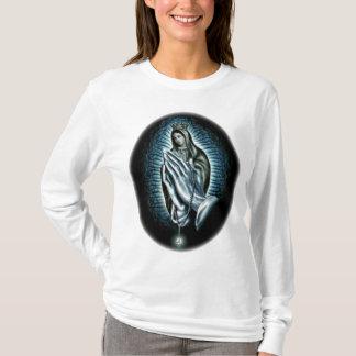 T-shirt La prière de Mary de grêle