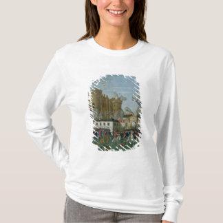 T-shirt La prison de bastille, le 14 juillet 1789