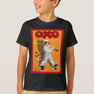 T-shirt La publicité vintage, oxo, mon bonnet de nuit