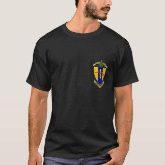 T-shirt La quatrième cavalerie crest
