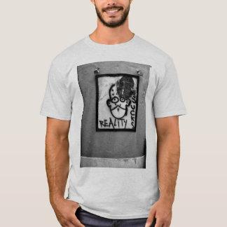T-shirt La réalité suce