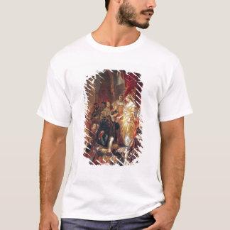 T-shirt La réception de Christophe Colomb