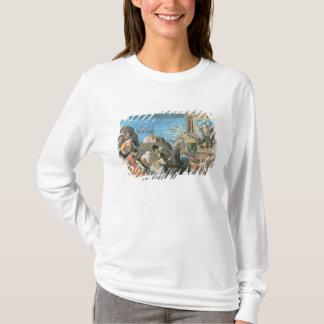 T-shirt La récupération de la baie de San Salvador