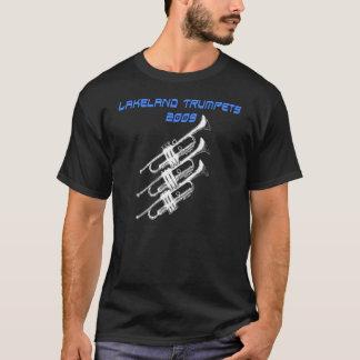 T-shirt La Région des lacs sonne de la trompette 2009