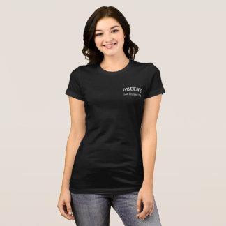 T-shirt La Reine de la ville d'anges de visibilité directe